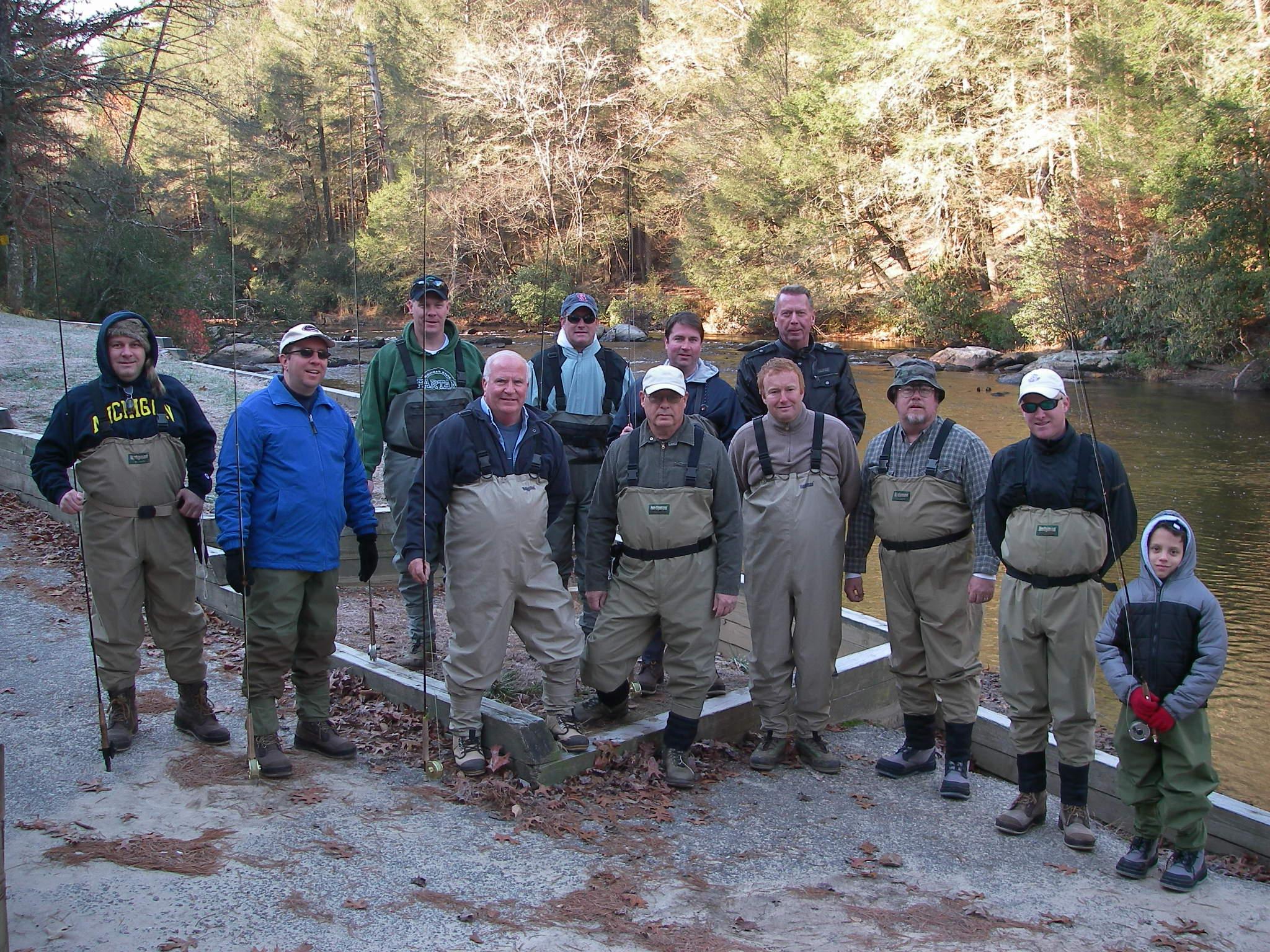 Team hook up guide service
