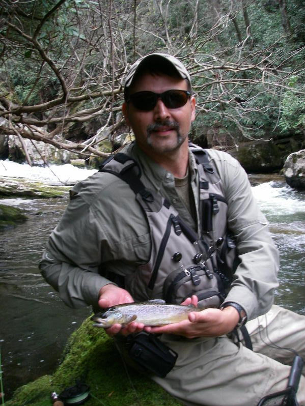 North georgia fishing guides reel 39 em in guide service for Fly fishing north georgia